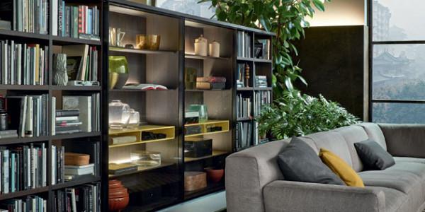 Living Area Wall System Poliform | Spazio Schiatti