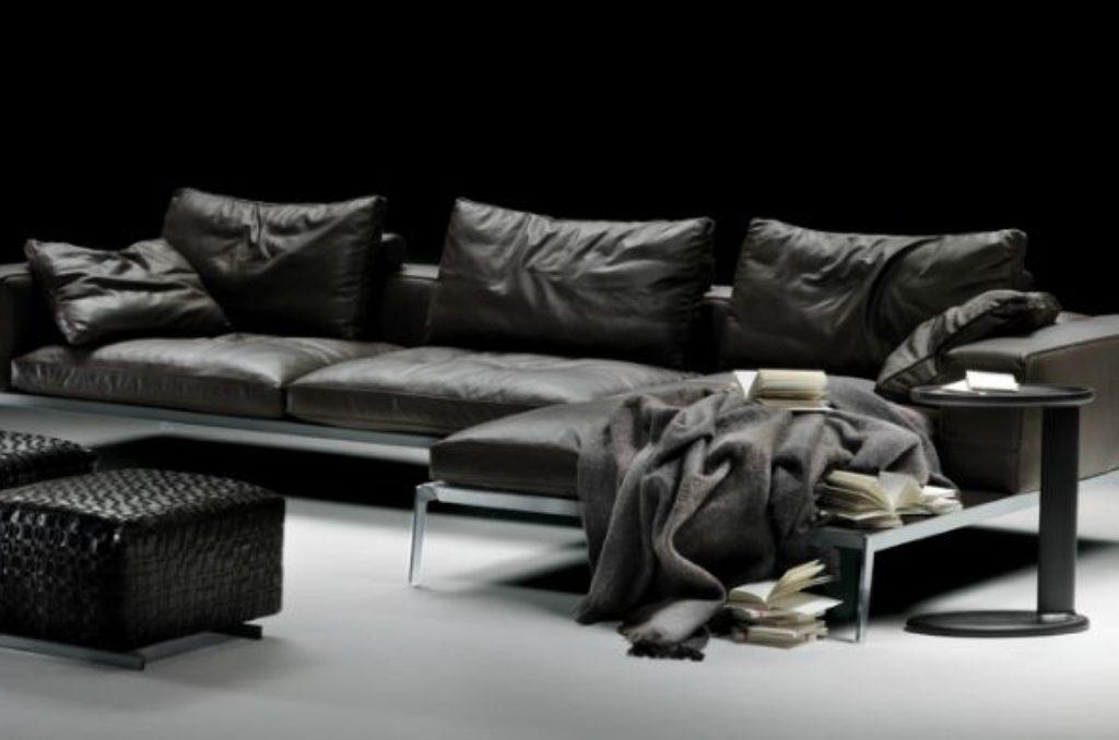 Divano Life Steel Flexform | Spazio Schiatti
