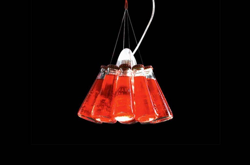 Lampada Campari light ingo maurer