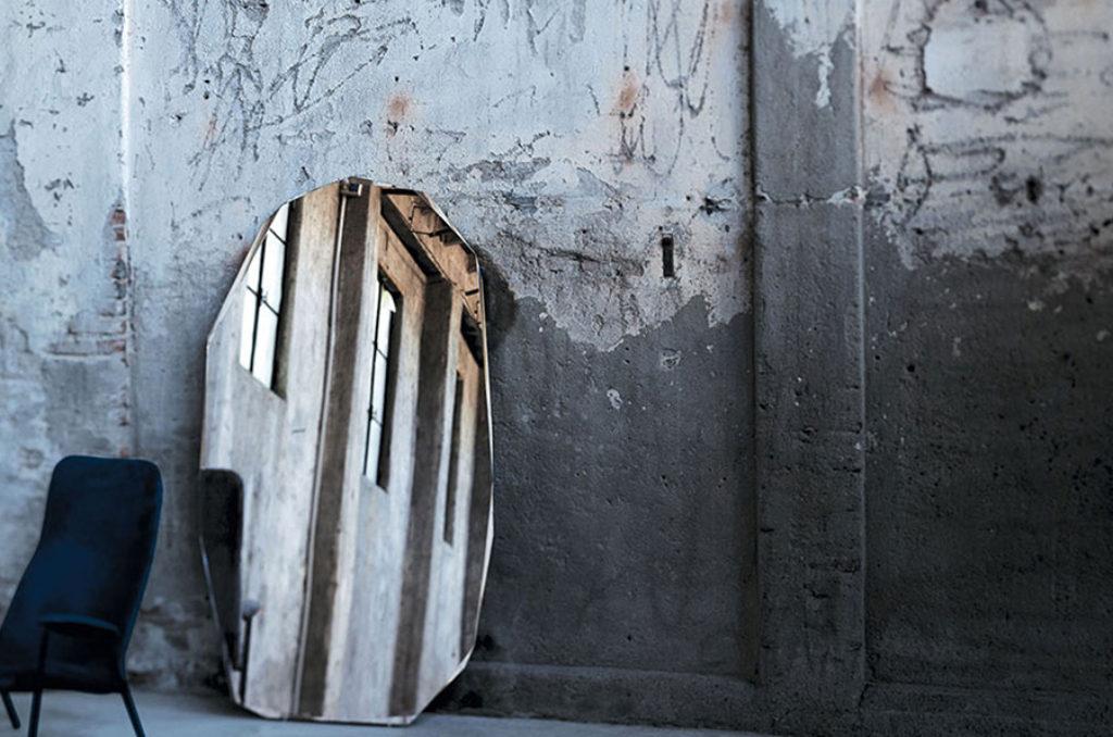 Specchio KOOH-I-NOOR glas italia
