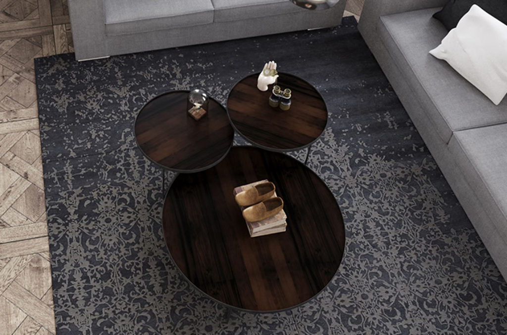 Tavolino Billy Wood cattelan italia