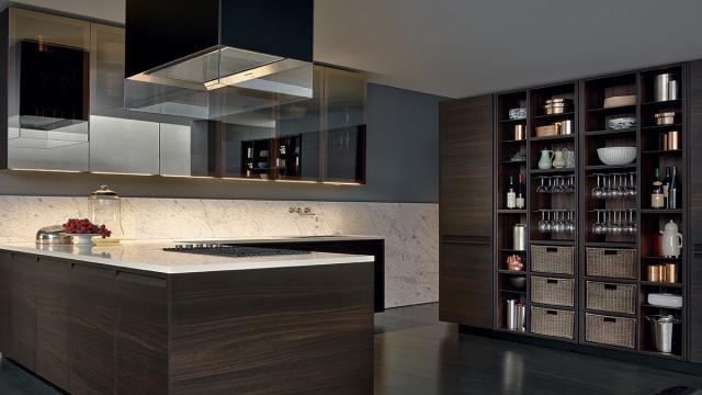 cucina Minimal Poliform-Varenna