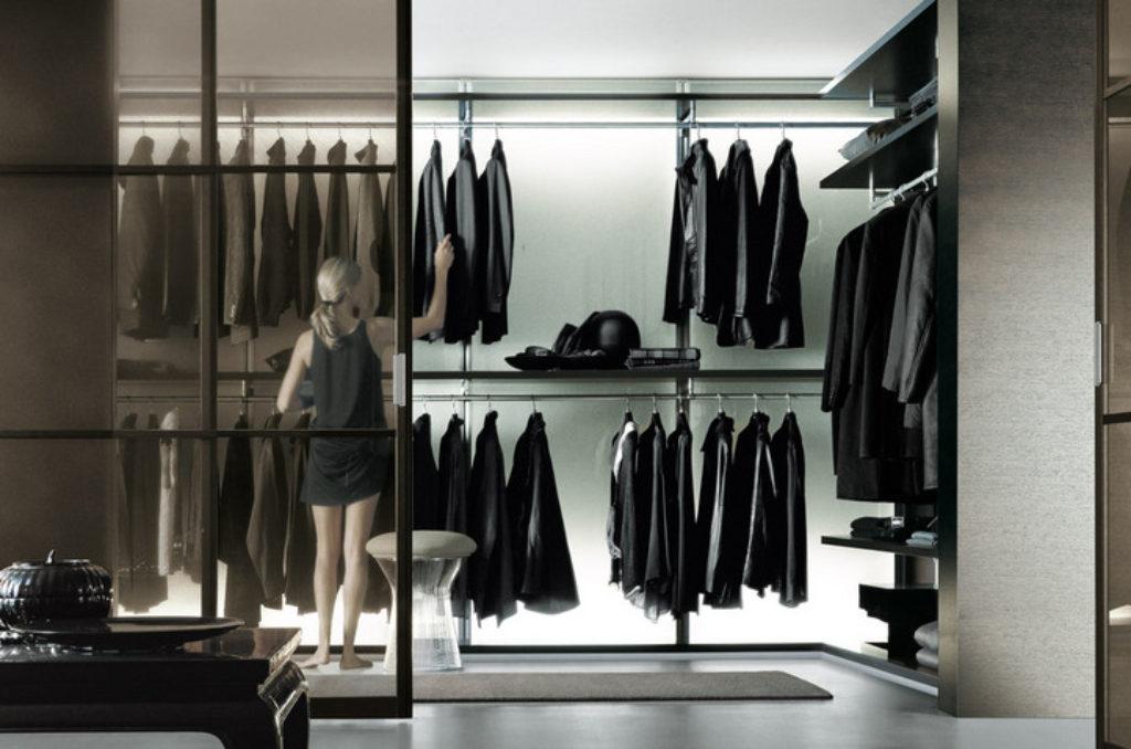 cabina armadio dress bold rimadesio