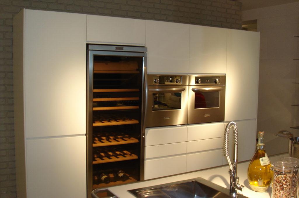 Cucina EL01 con isola Work Elmar | Spazio Schiatti