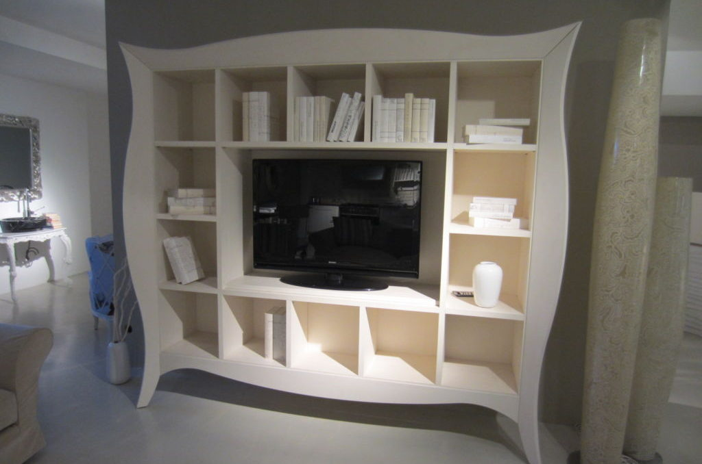Libreria Liberty Prezzo : Libreria porta tv liberty giusti portos spazio schiatti