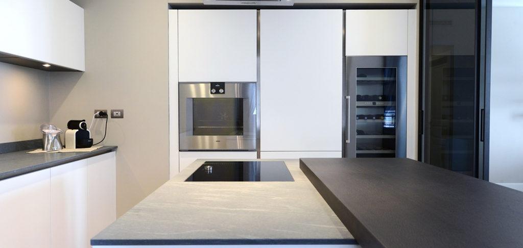 spazio schiatti realizzazione appartamento parco SEMPIONE MILANO