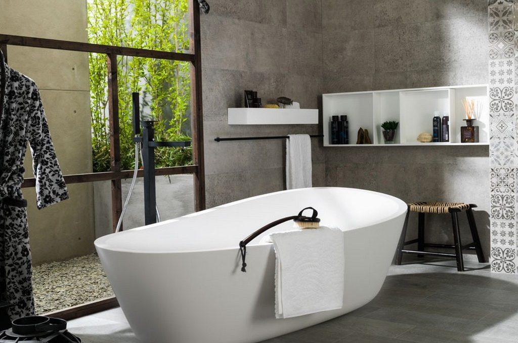 Bagni e arredi per il bagno porcelanosa spazio schiatti for Arredi per alberghi e hotel
