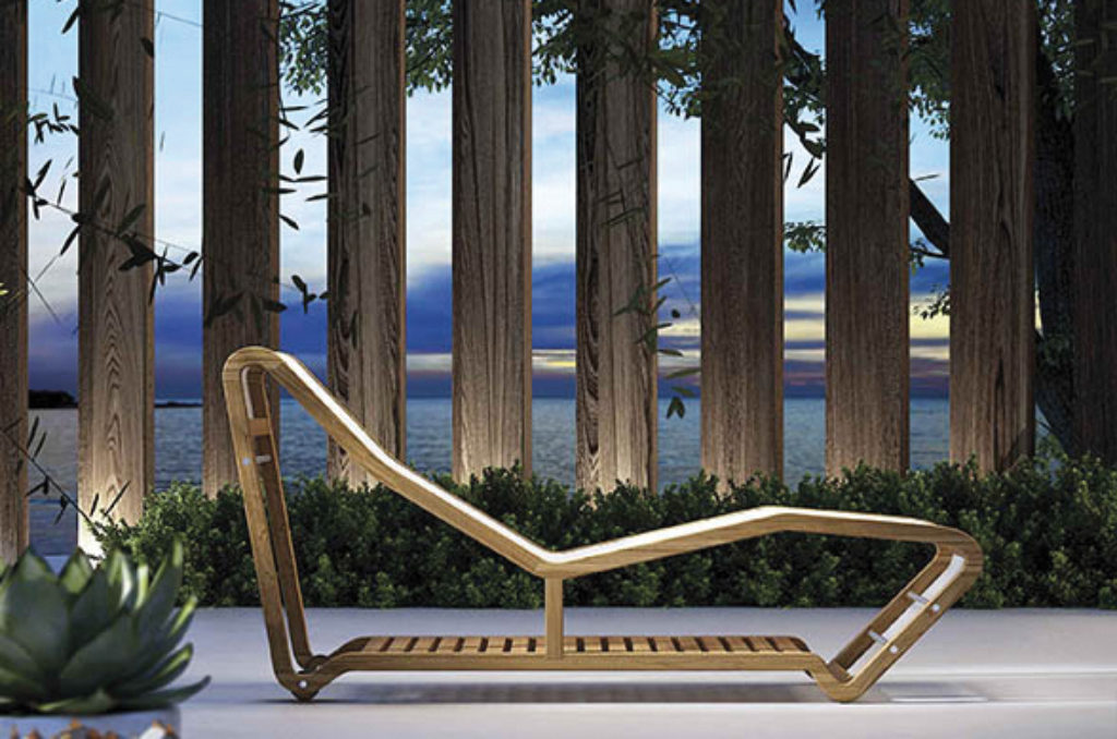 Chaise Longue Infinity Atmosphera