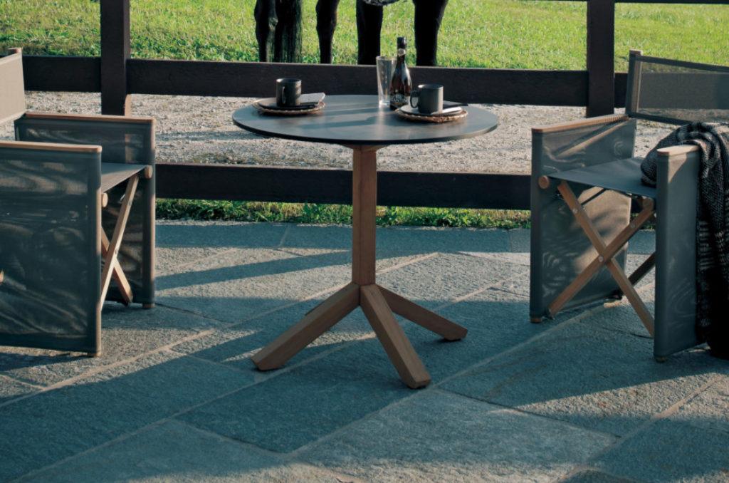 tavolino outdoor root roda