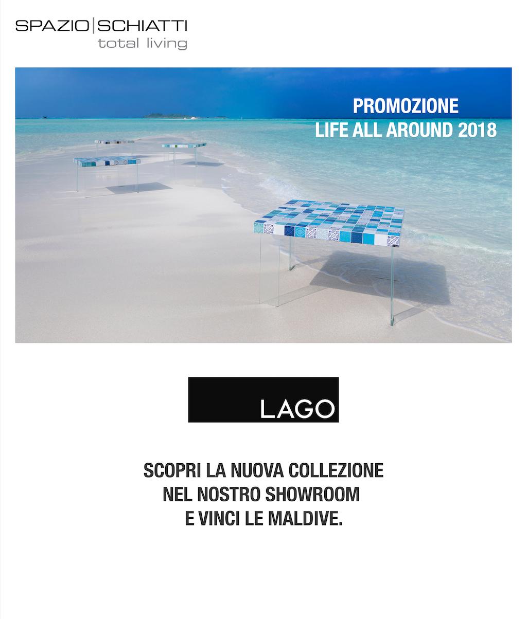 promozione all around 2018