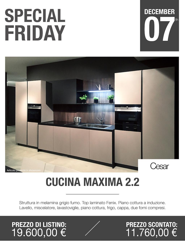cucina Maxima 2.2 Special Friday