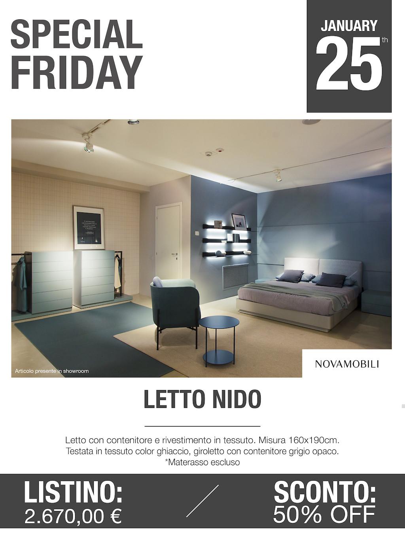 letto nido novamobili Special Friday