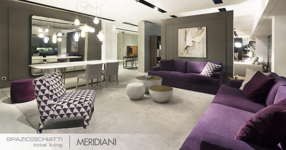 Meridiani Outlet Arredamento.Spazio Schiatti Arredamento Consulenza E Progettazione D