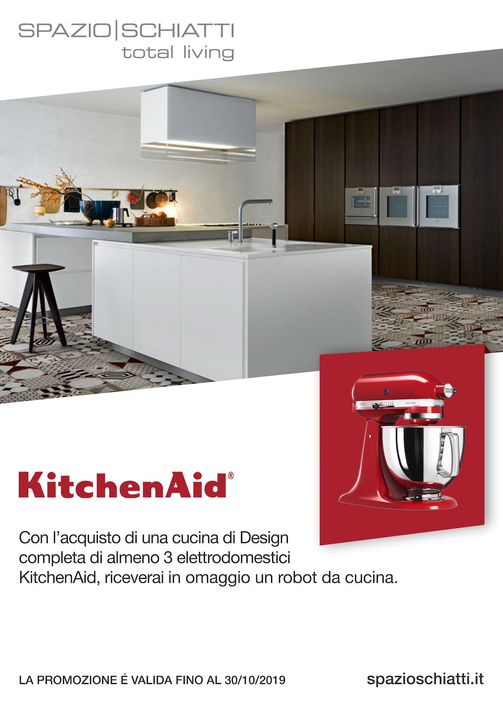 Spazio Schiatti KitchenAid
