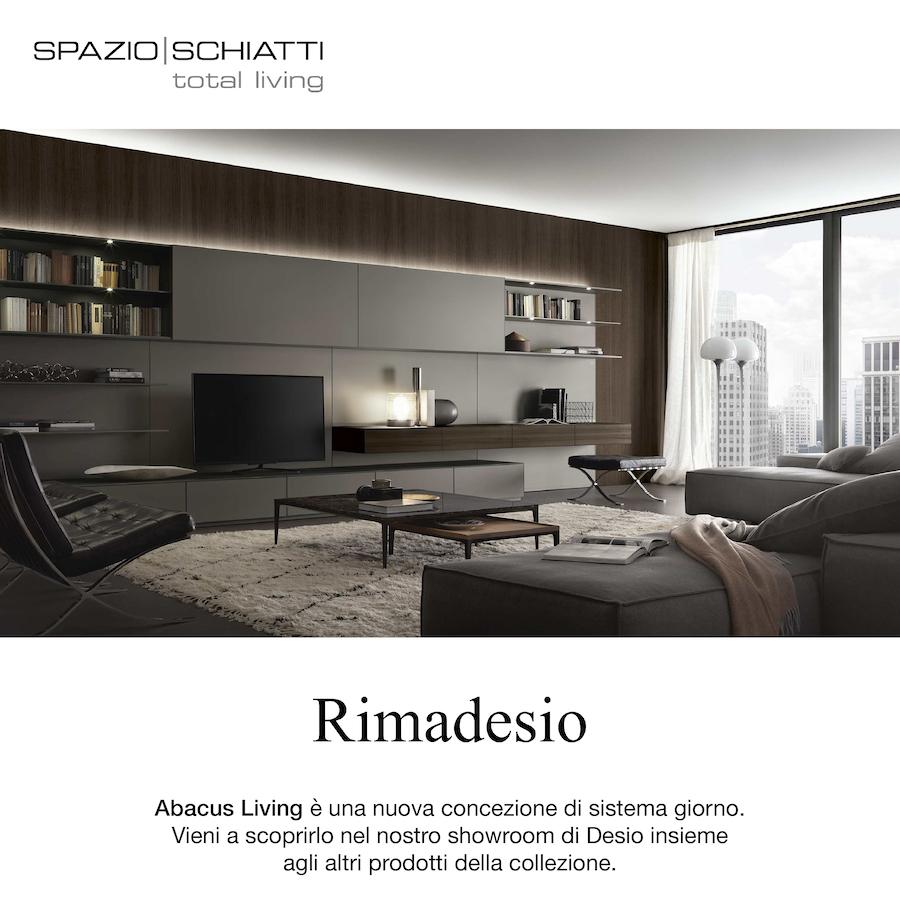 Spazio Schiatti - Abacus Living di Rimadesio